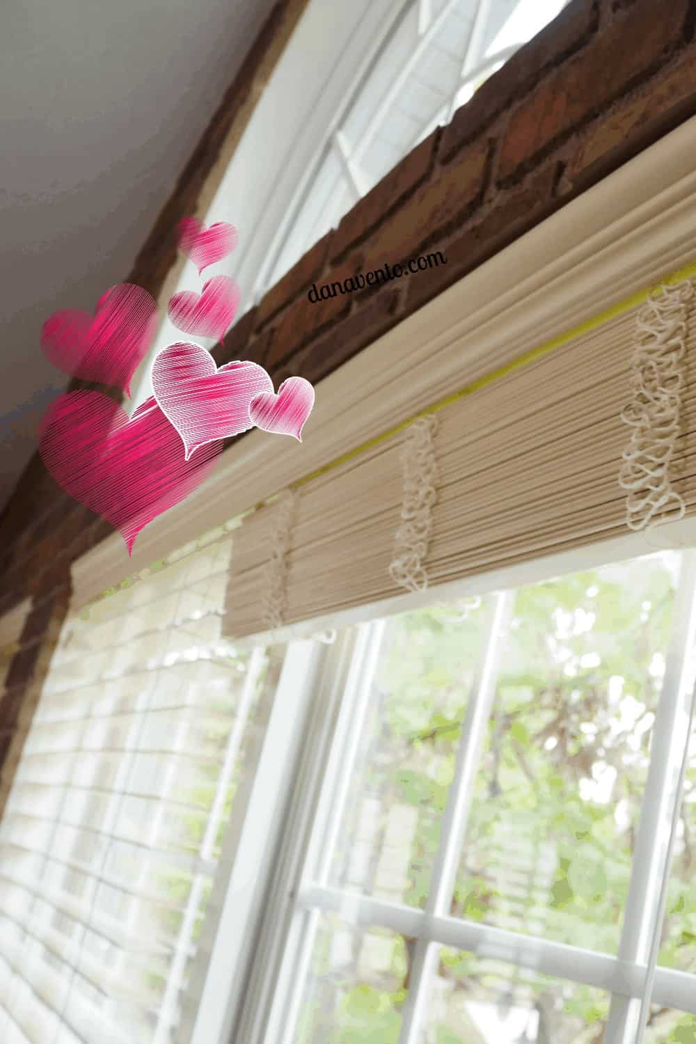 HEADRAIL LOVE. One headrail and 2 separate blinds . Upgrade your blinds