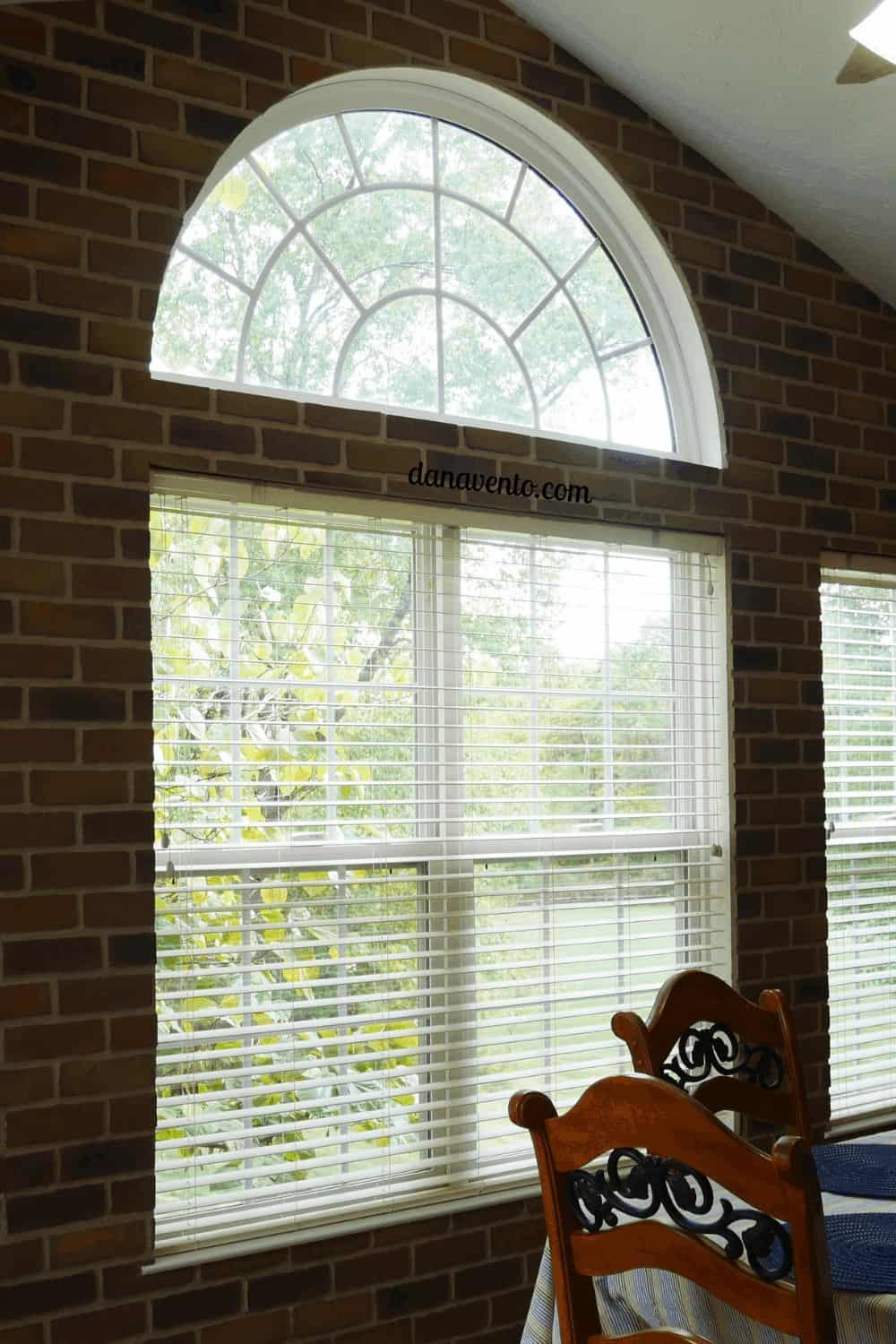 1 blind on one headrail - upgrade your blinds