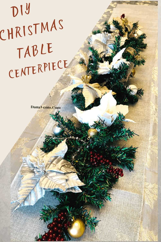 Centerpiece For Christmas
