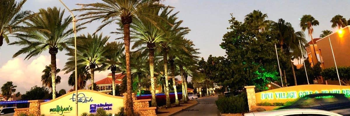 Divi Villa Golf Aruba Resort mega all inclusive package