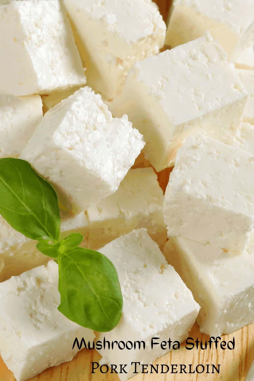 Feta Cheese Cubes