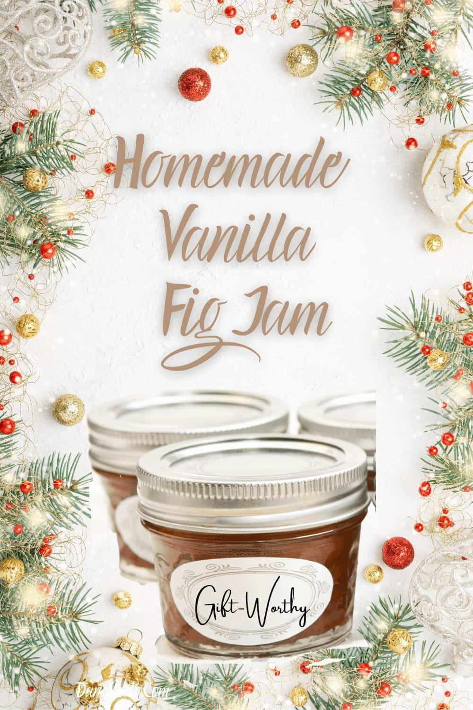 Jars for Gifting Jam