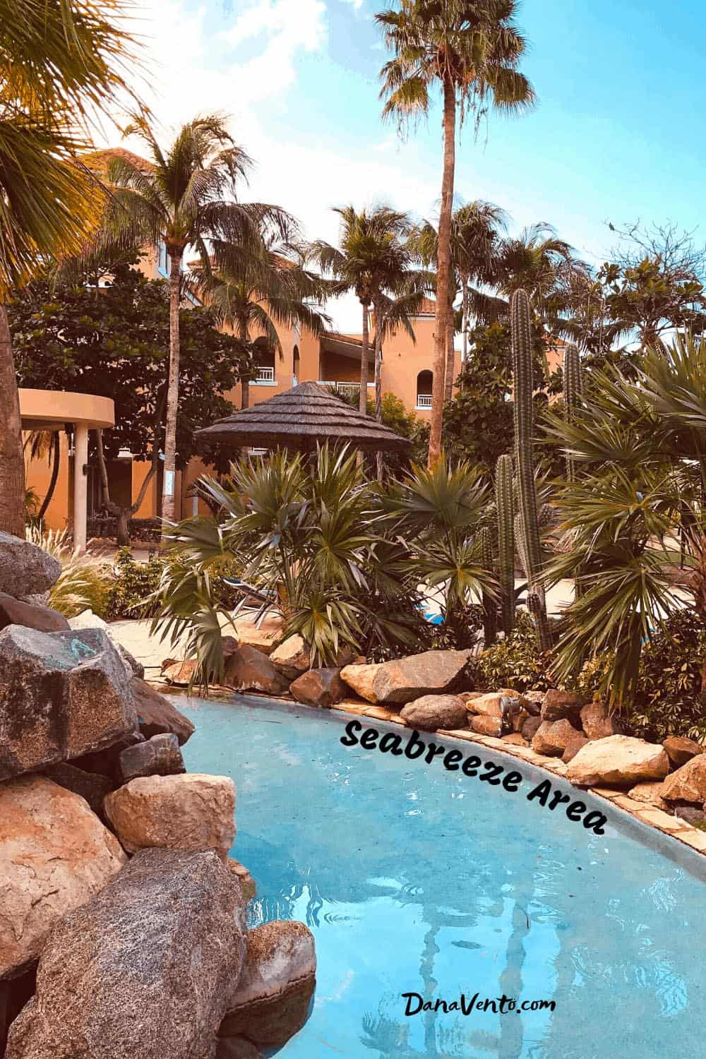 headed to seabreeze pool area mega all inclusive package