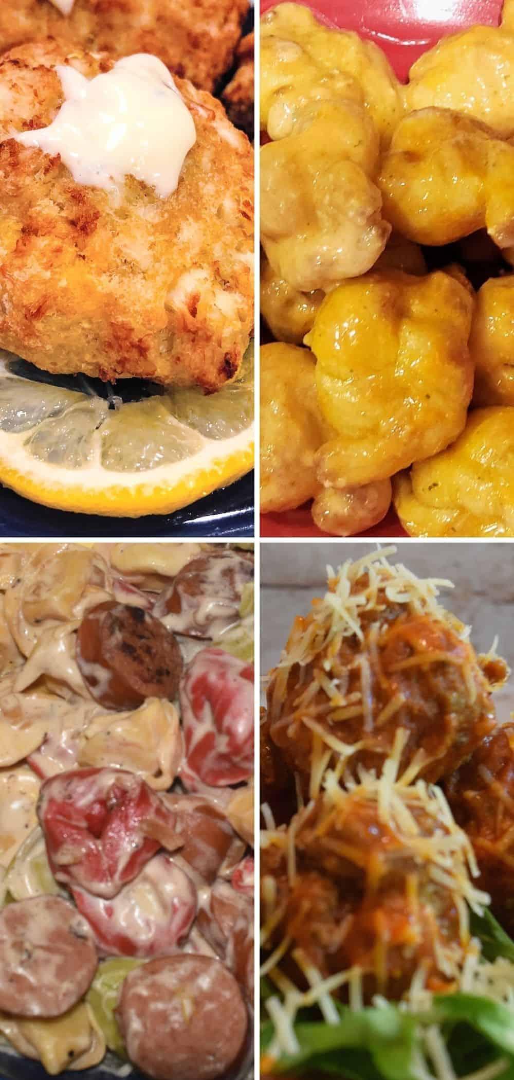 41 football foods