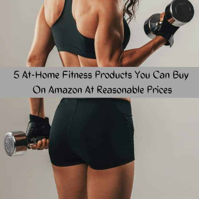 5 At-Home Fitness Products You Can Buy On Amazon At Reasonable Prices