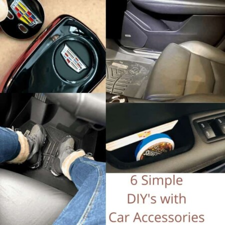 6 Simple DIY's with Car Accessories