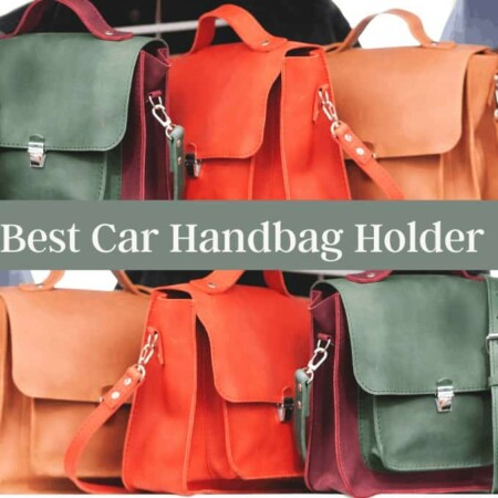 Where To Find the Best Car Handbag Holder That You Need Right Now. A Simple DIY with No Tools Required!