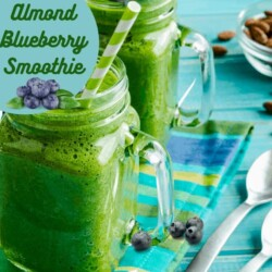 Copy of Copy of Almond Blueberry Smoothie