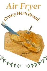 Bread with Knife In It's Crusty Crust