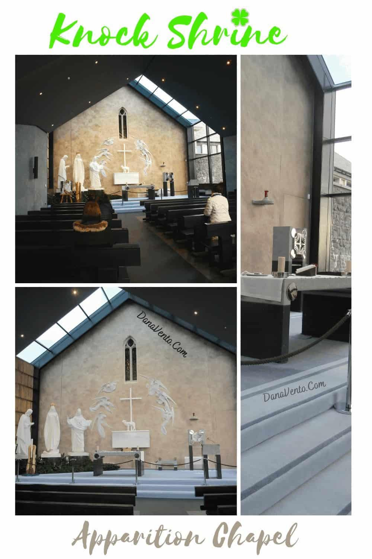 Knock Shrine Apparition Chapel