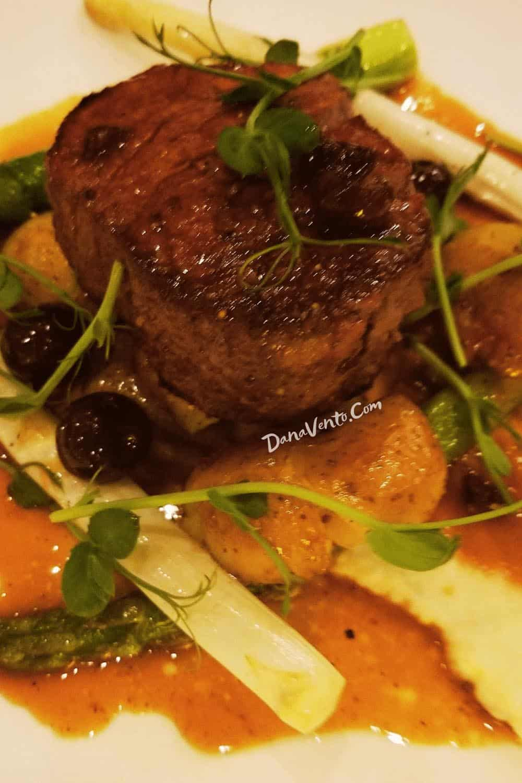 Vegas Steak: inspiration for chili lime herb butter