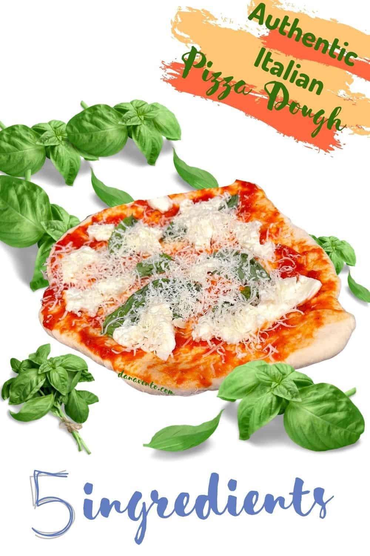 authentic Italian Pizza Dough