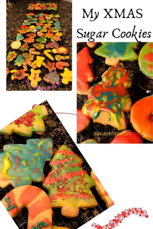 No-Chill Sugar Cookies at Christmas