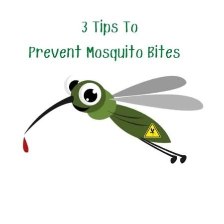 3 Tips To Prevent Mosquito Bites