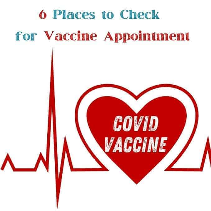 Covid Vaccine Sites: 6 Sites To Check For Appointments