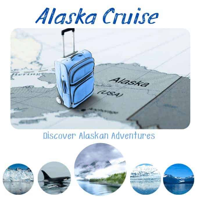 11 Day Alaska Cruise with 10 Breathtaking Ports to Explore.