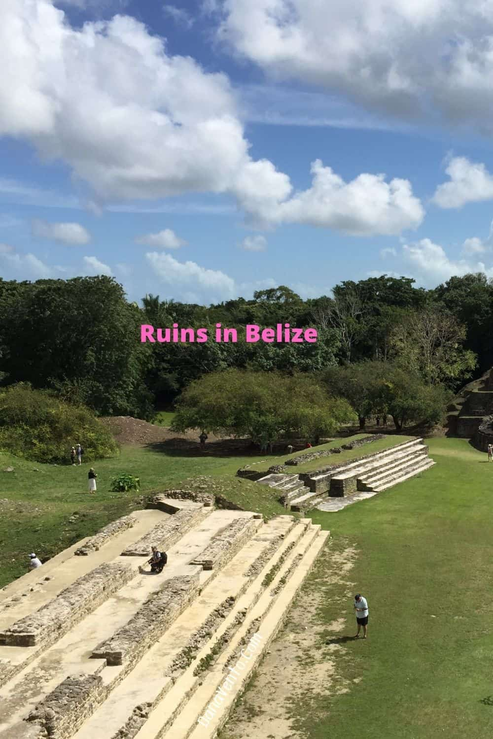 Belize Jungle and Ruins