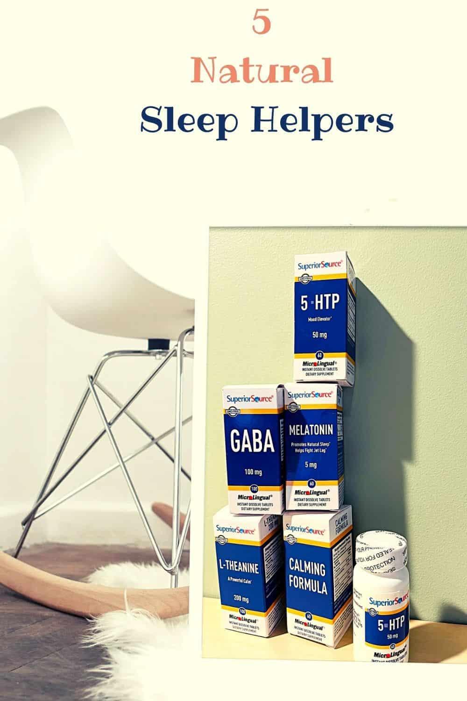 5 Natural Sleep Helpers for better slumber 2