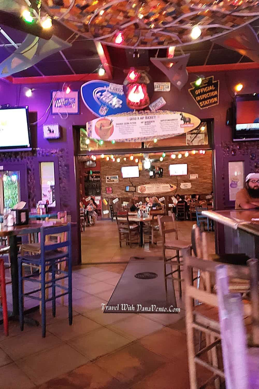 Best Nachos and Margaritas in Myrtle Beach Nacho Hippo Interior