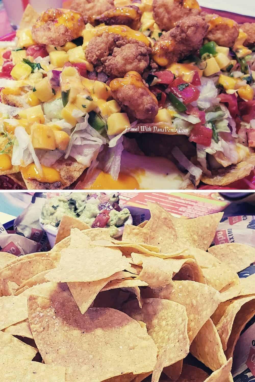 Best Nachos and Margaritas in Myrtle Beach Nacho platter and nacho appetizers
