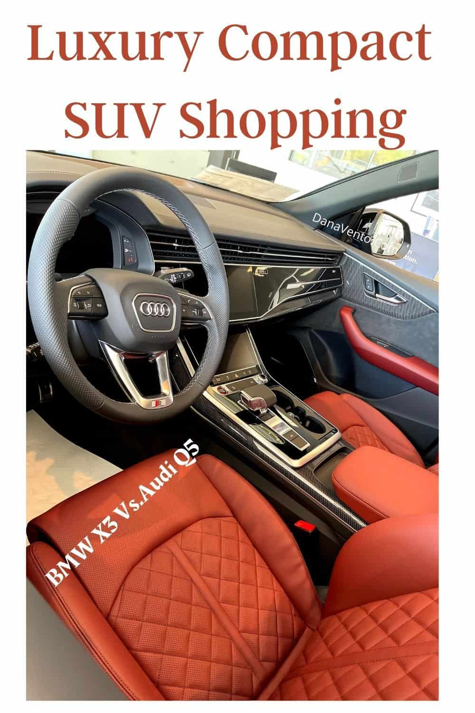 Luxury Compact SUV Audi Q5