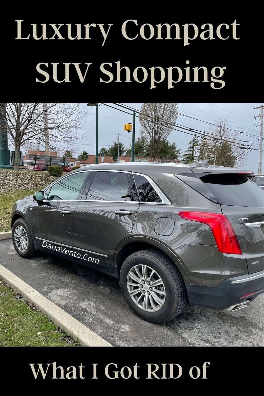 Luxury Compact SUV the Cadillac XT5