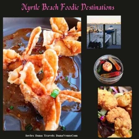 Myrtle beach foodie destinations different foods