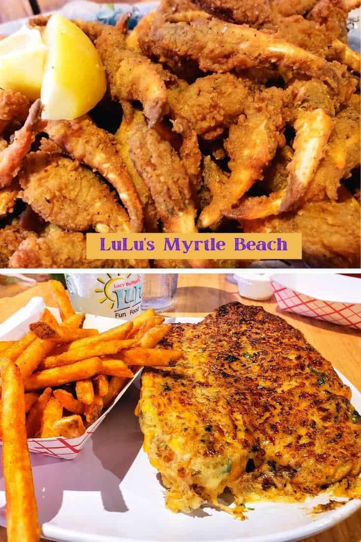 lulus Myrtle Beach Foodie Destinations