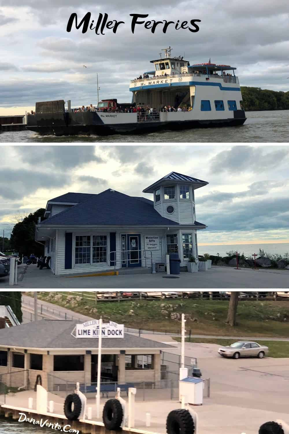 Miller Ferries Insiders Guide to Put In Bay