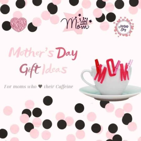 Gifts for Mom cup with MOM On it