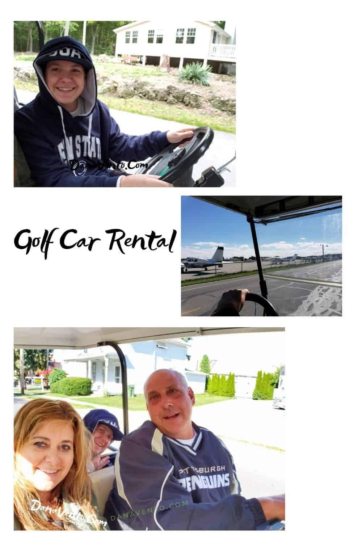 Golf Cart Rental Put In Bay