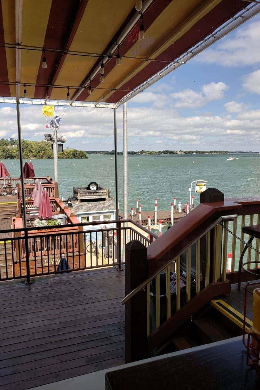 Put IN Bay at Harbor on Boardwalk