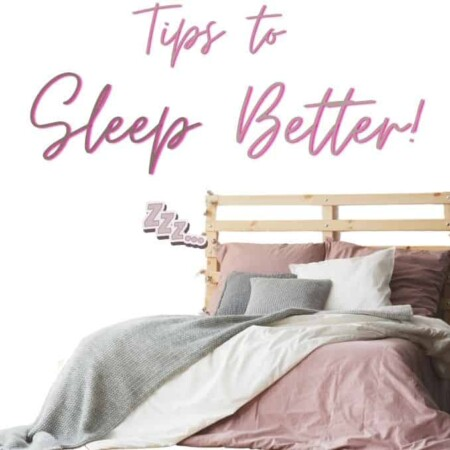 Tips to discover how to sleep better