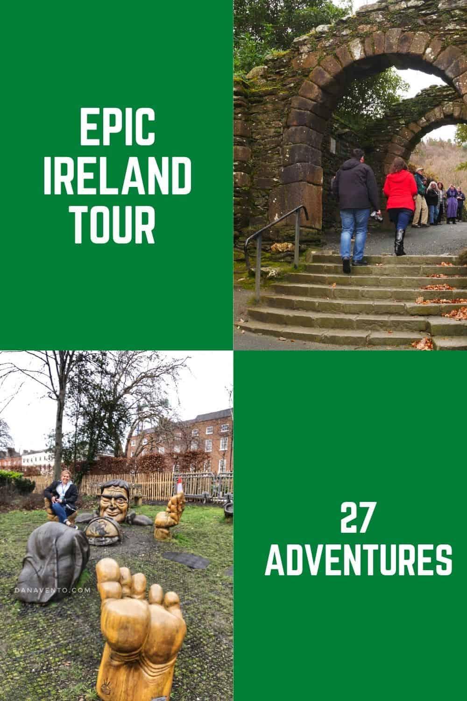 Epic Ireland tour