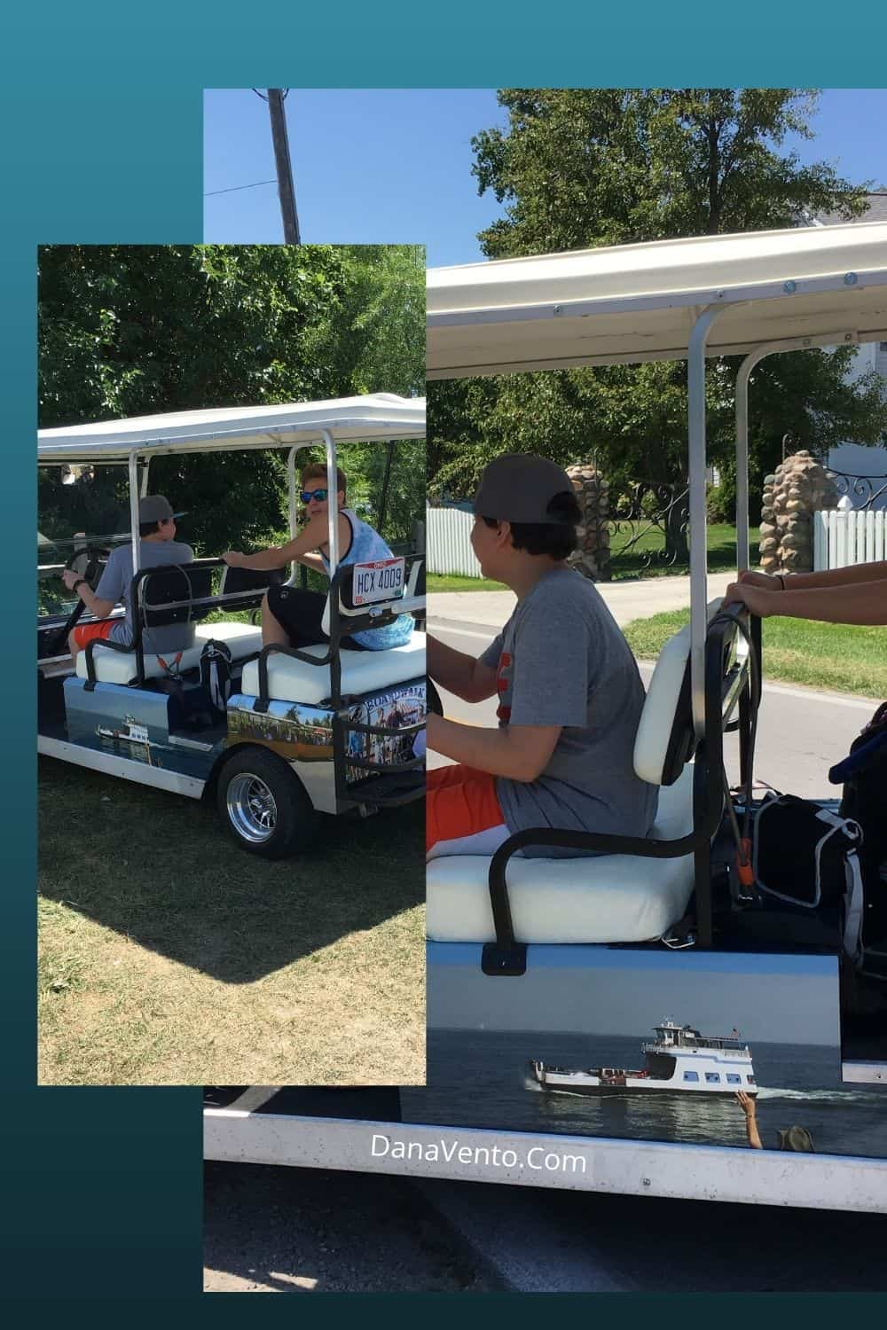 Golf Cart Rental- Lake Erie Shores and Islands