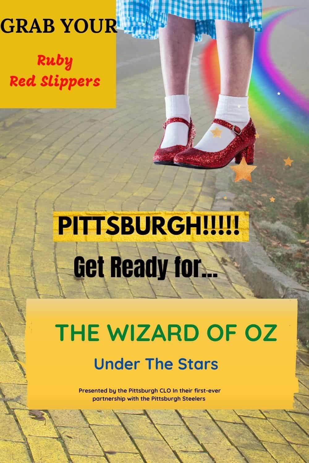 Pittsburgh Under the Stars Wizard of OZ