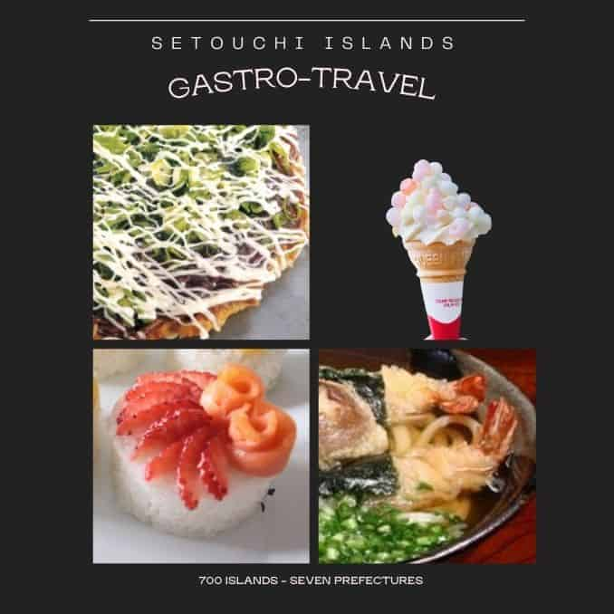 Setouchi Islands for Amazing Culinary Experiences.