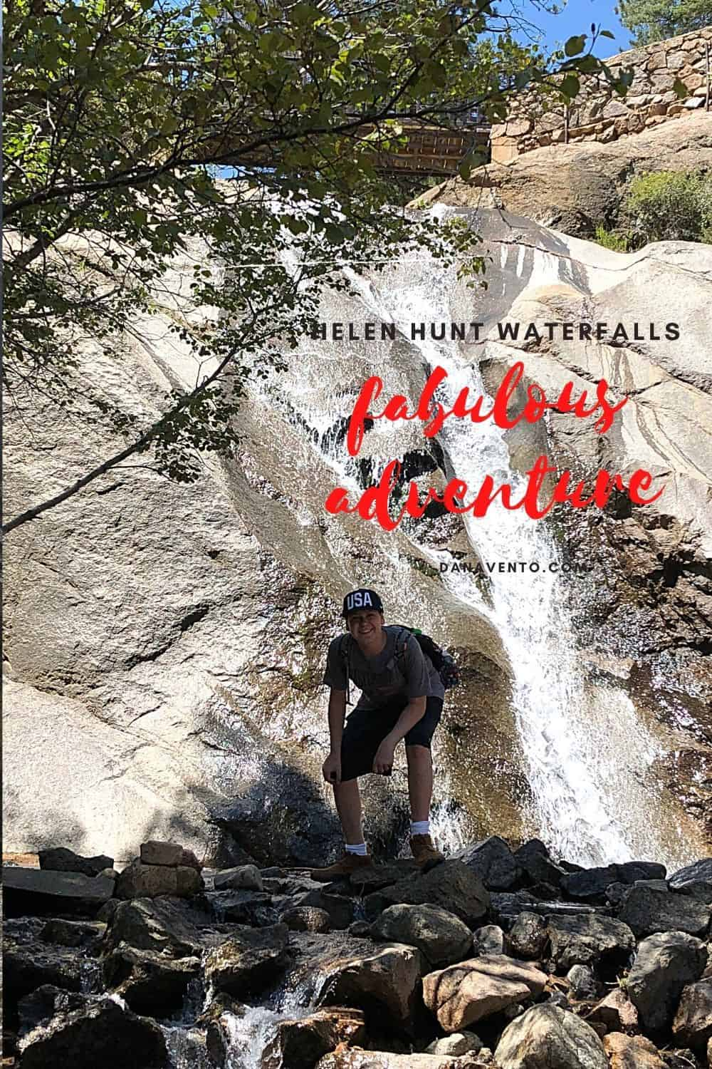Unofficial Colorado Springs Travel Guide Helen Hunt Falls Hiking 2