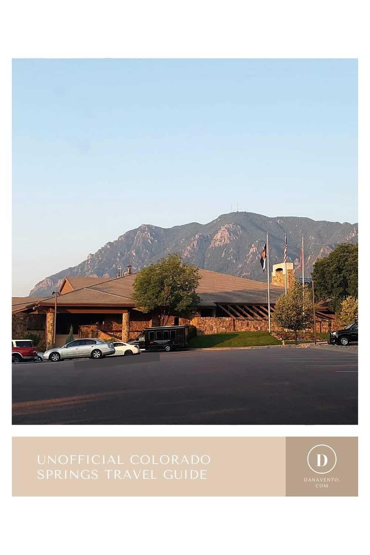 Unofficial Colorado Springs travel guide Cheyenne Mtn Resort