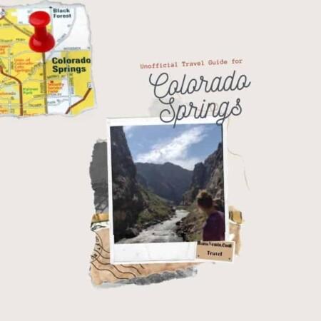 unofficial Guide for Colorado Springs