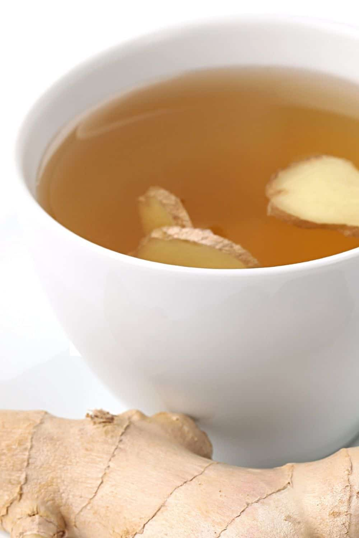 Ginger Water Ginger Tea