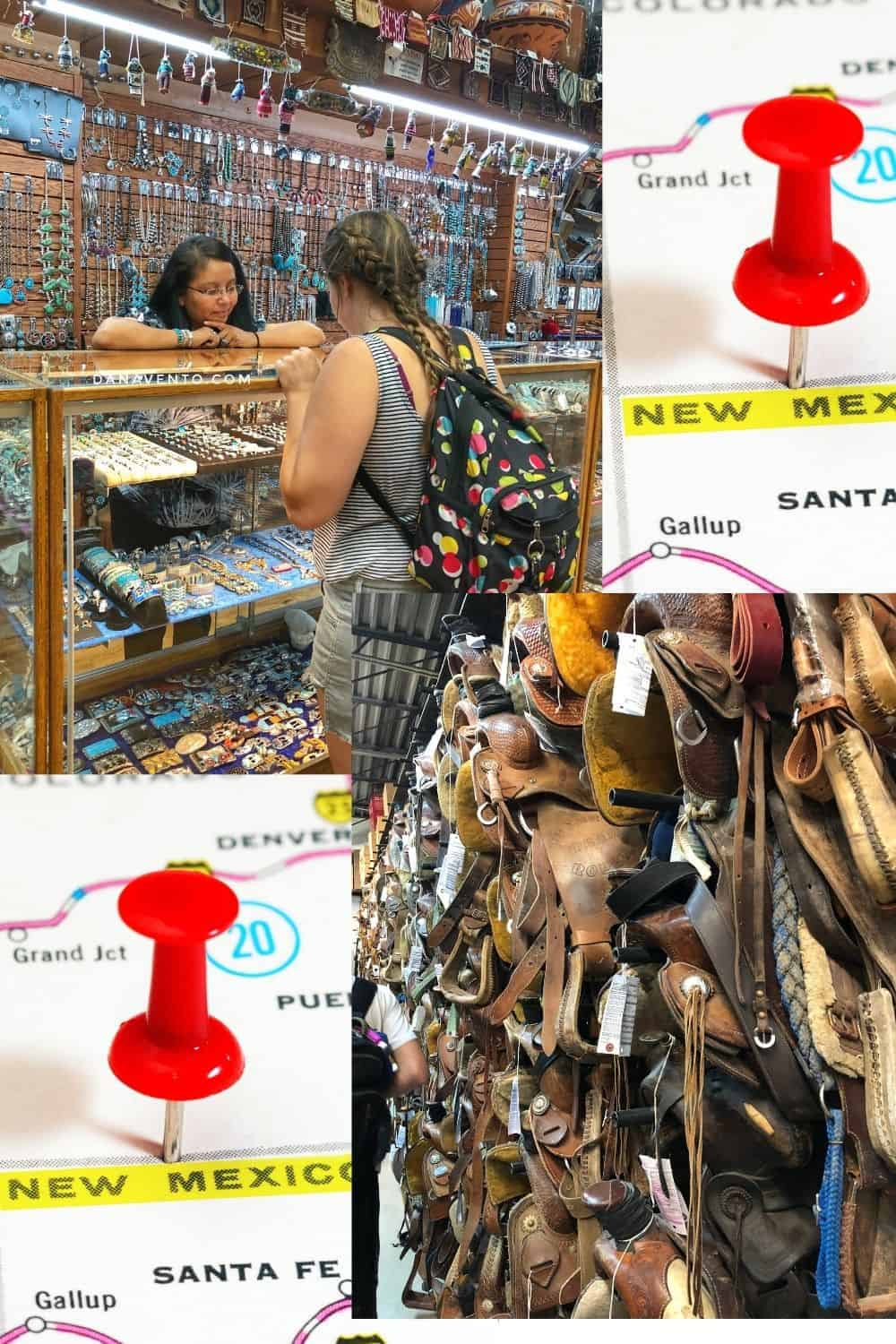 New Mexico Summer Packing list shopping