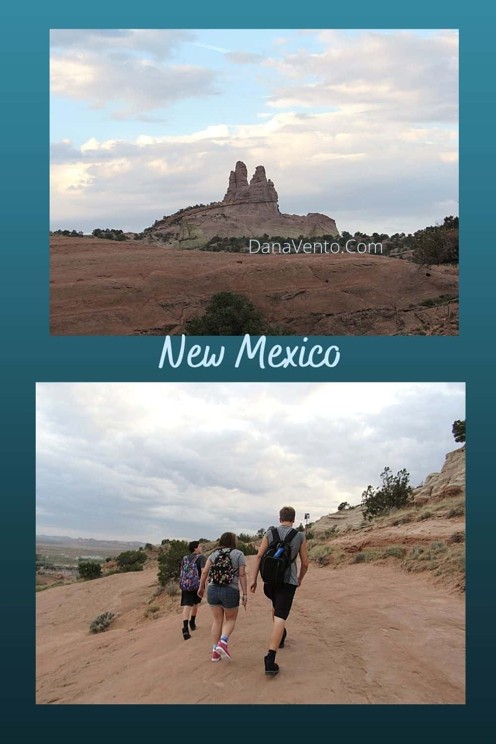 New Mexico summer packing list hiking and shopping