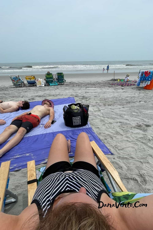 On Brigantine Beach Areas Dana