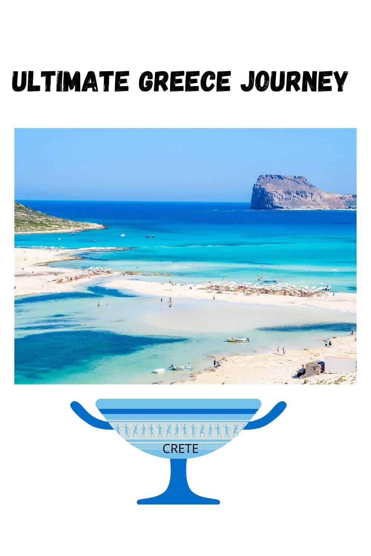 Ultimate Greece Journey cRETE
