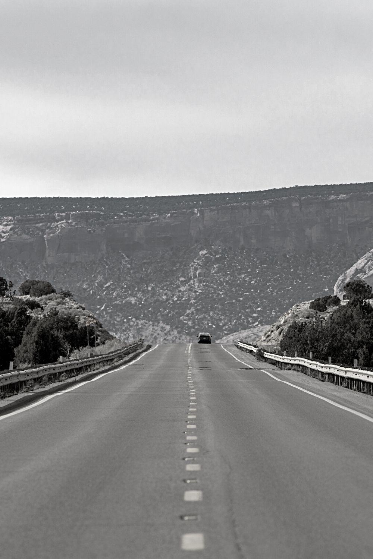 1 lane highway lane courtesy