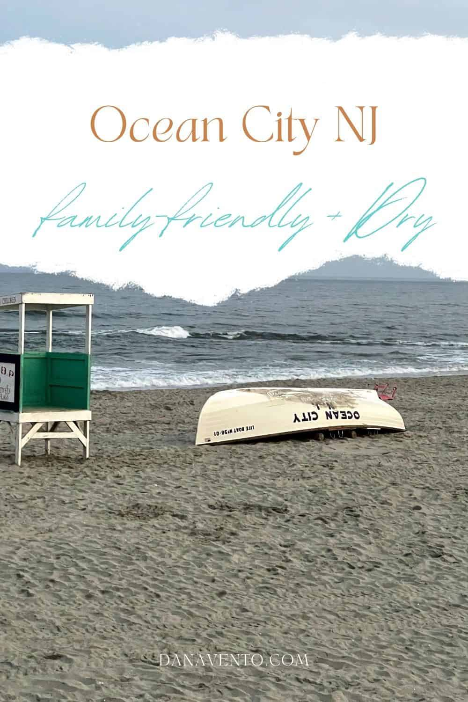 Ocean City NJ dry town