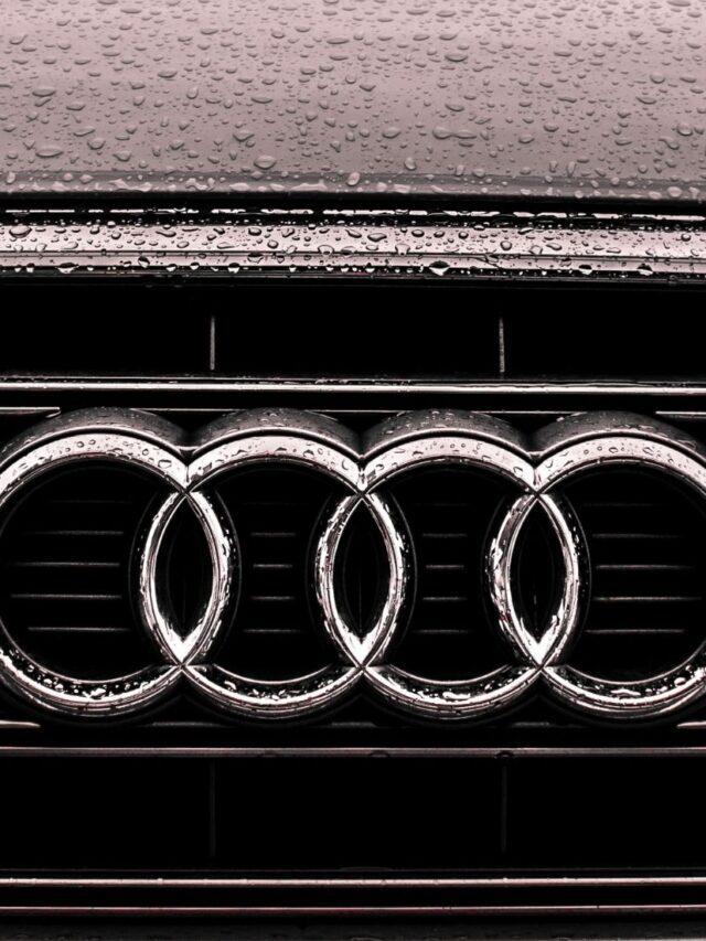 Audi MMI Reset. When Your Screen Freezes