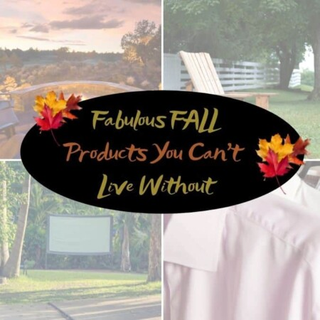 Fabulous FALL Products You Cant Live Without outdoor scenes main image