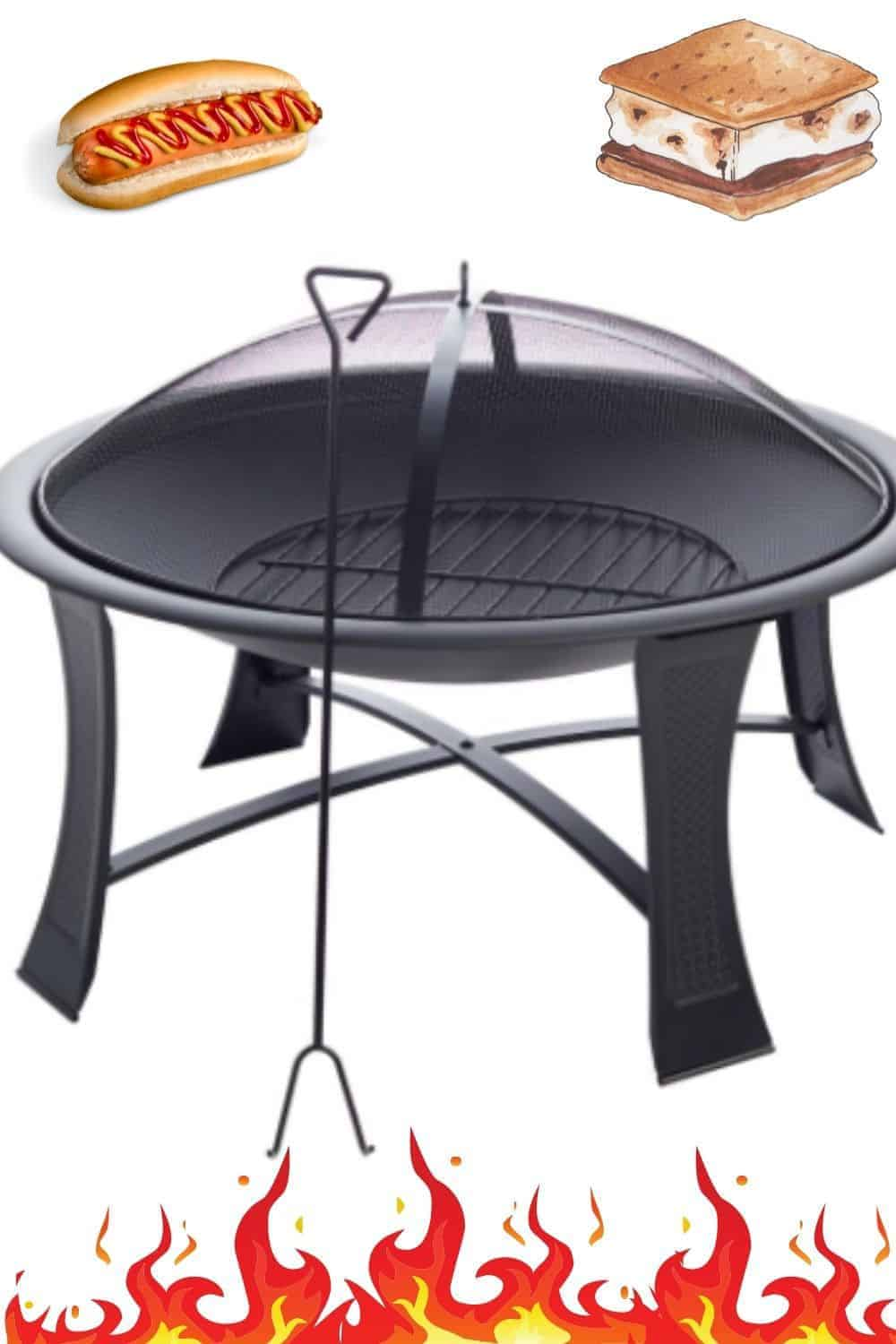 Fire pit fabulous fall products you cant live without